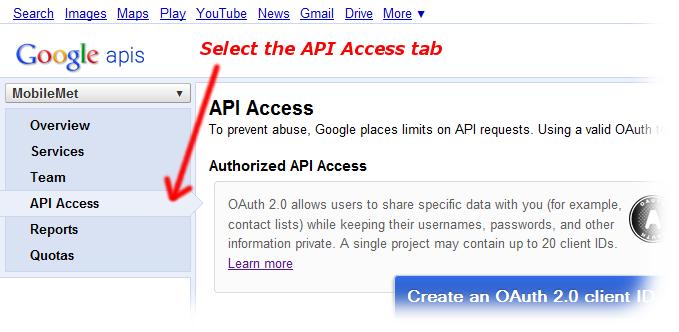 Google Maps Android API v2 Setup | Baron Digital Content Manager